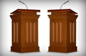 Дебаты с членом партии «Единая Россия»