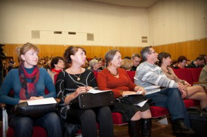 Собрание участников потребительского кооператива Ветеран