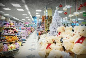 1 марта произойдет открытие магазина «Дети» в ТЦ Радуга