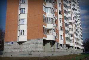 Дом №1 Георгиевская улица, Град Московский