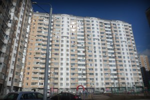 Дом №10 Радужная улица, Град Московский