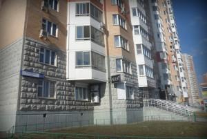 Дом №14 корпус 3 Радужная улица, Град Московский