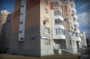 Дом №14 корпус 5 Радужная улица, Град Московский