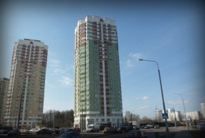 Дом №2 Радужная улица, Град Московский