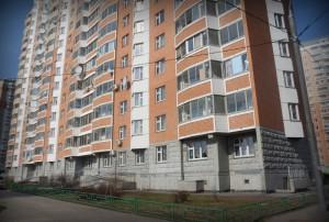 Дом №25 Радужная улица, Град Московский