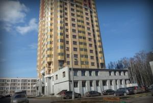Дом №9 Радужная улица, Град Московский