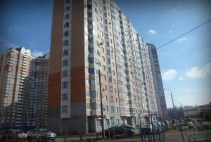 Дом №15 Солнечная улица Град Московский: жалобы и отзывы