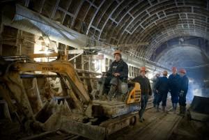 Открытие станции «Тропарево» и строительство новых ТПУ
