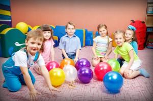 Торжественное открытие детского сада в Первом Московском городе-парке