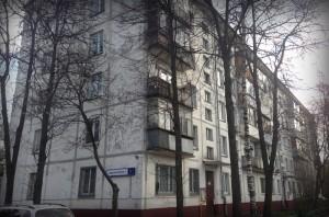 Дом №1 1 мкр города Московский (Старый Московский)