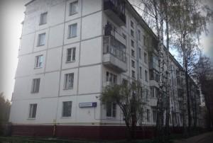 Дом №4 1 мкр города Московский (Старый Московский)