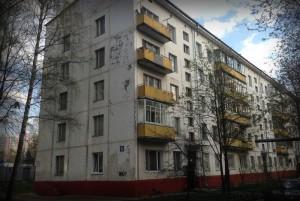 Дом №6 1 мкр города Московский (Старый Московский)