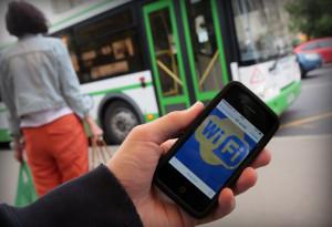 В Москве появится единый Wi-Fi в метро и наземном транспорте