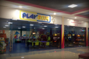 Детский развлекательный центр PlayBox