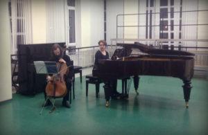 Концерт педагогов школы искусств города Московский в честь дня работника культуры