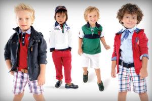 Качественная детская одежда от компании «Алена»: оптовая продажа модных изделий