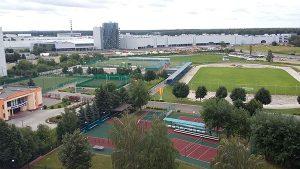 Центр Спорта «Московский» провел спортивный праздник
