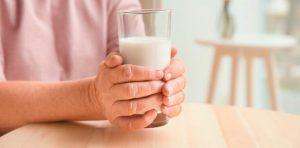 Молоко для заговора