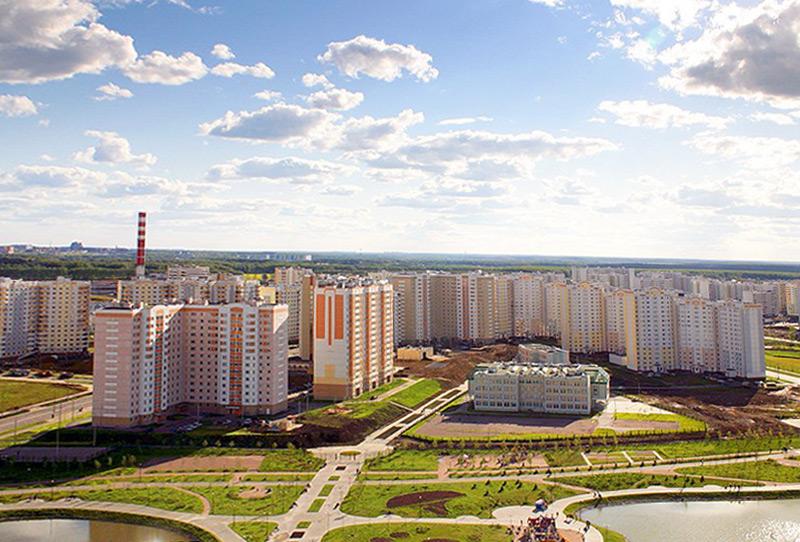 Новомосковский административный округ