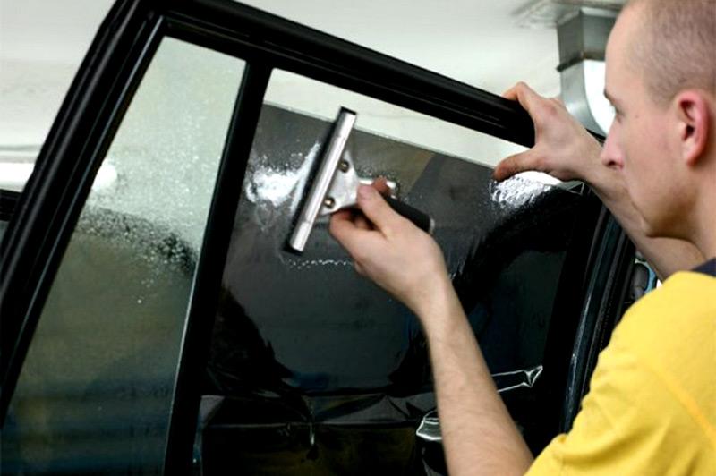 Как сделать лобовое стекло в домашних условиях