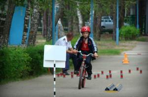 Открытый урок правил вождения велосипеда