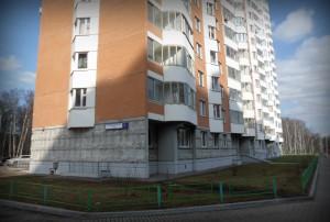 Дом №7 Георгиевская улица, Град Московский
