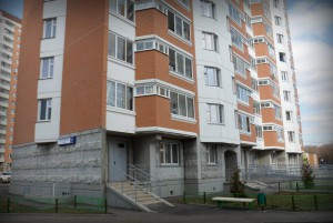 Дом №9 Георгиевская улица, Град Московский