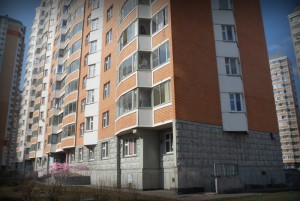 Дом №21 Радужная улица, Град Московский