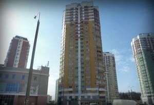 Дом №4 Радужная улица, Град Московский