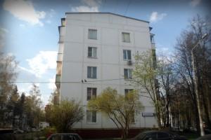 Дом №2 1 мкр города Московский (Старый Московский)
