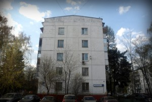 Дом №3 1 мкр города Московский (Старый Московский)