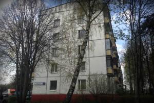 Дом №5 1 мкр города Московский (Старый Московский)