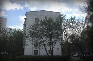 Дом №7 1 мкр города Московский (Старый Московский)