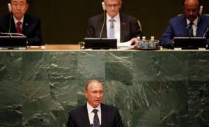 Полная речь президента России Владимира Путина на Генеральной ассамблее ООН