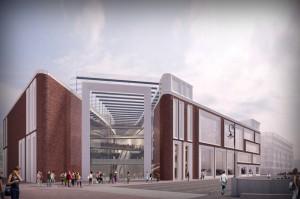 Новый корпус Третьяковской галереи