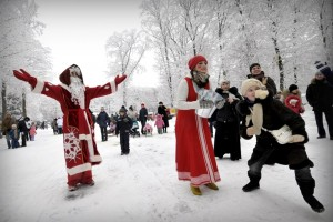 Куда сходить в Москве на новогодние праздники: программа развлечений в парках города