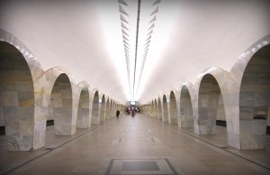 16 апреля закроют участок фиолетовой ветки метро