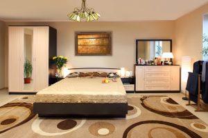 Выбор основной и дополнительной мебели для спальни: что следует знать