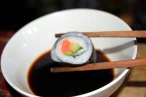 Культура употребления блюд японской кухни