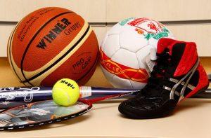 Спортивные товары от ведущих производителей для любителей и профессионалов