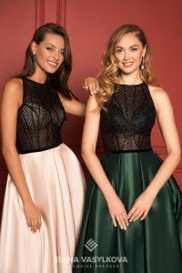 Модные вечерние платья оптом