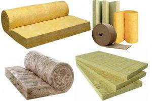 Ассортимент теплоизоляций и как выбрать подходящий материал