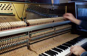 Услуги по настройке музыкальных инструментов всегда востребованы