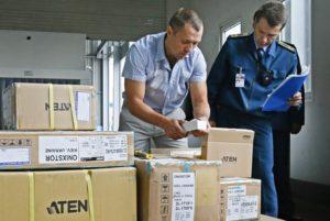 Правила таможенного оформления посылок из Китая