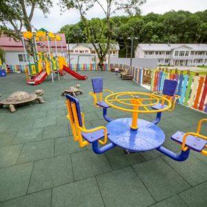 Кремниевы Термы отличное место для отдыха с детьми