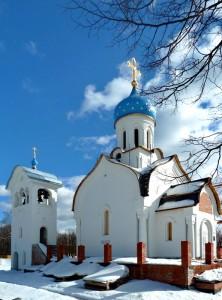 Храм Рождества Богородицы в деревне Говорово
